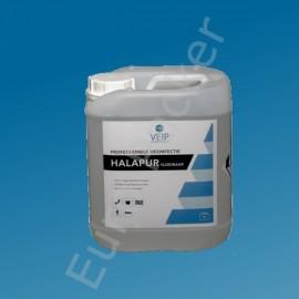 Halapur reiniging - desinfectie de vaat, vloeren, wanden, werktafels, keukeninventaris