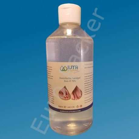 Handgel voor desinfectie 500ml