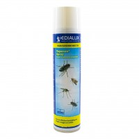 Spuitbus tegen vliegen, muggen, motten