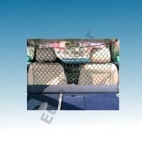 Backseat safety net 122X64CM