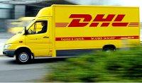 Wij verzenden met DHL